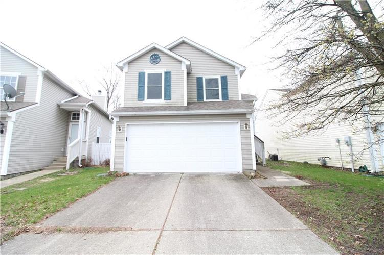 6715 Ossington Drive Indianapolis IN 46254 | MLS 21703720 | photo 1