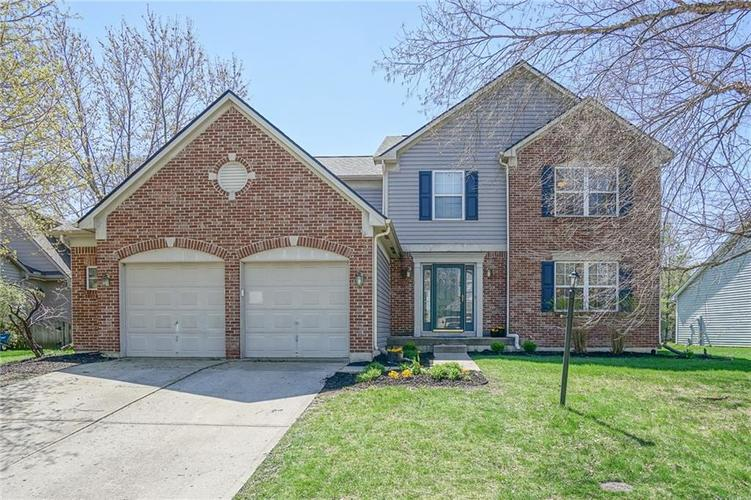 8489 Barstow Drive Fishers IN 46038 | MLS 21703791 | photo 1