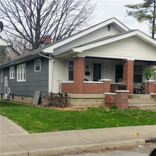730 N Drexel Avenue Indianapolis IN 46201 | MLS 21703844 | photo 1