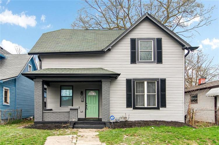 710 N Sheffield Avenue Indianapolis IN 46222 | MLS 21703924 | photo 1