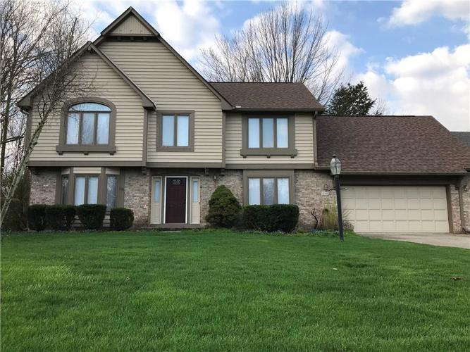 12355 MOON RIVER Court Indianapolis IN 46236   MLS 21703997   photo 1
