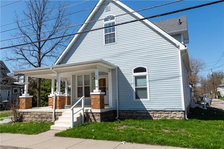 3110 E 11th Street Indianapolis, IN 46201 | MLS 21704115