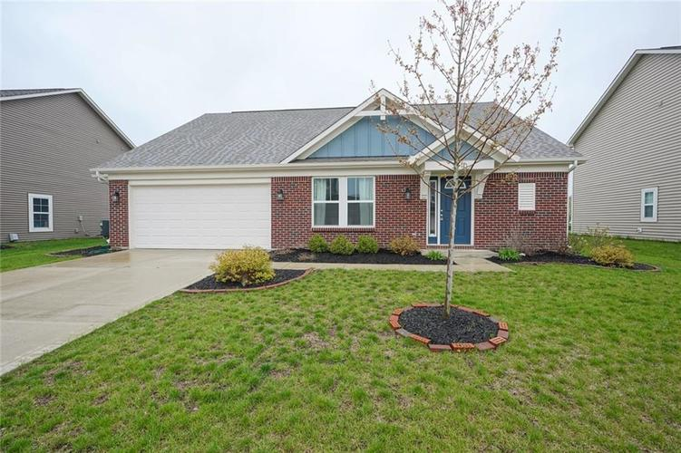 2610 Solidago Drive Plainfield IN 46168 | MLS 21704162 | photo 1