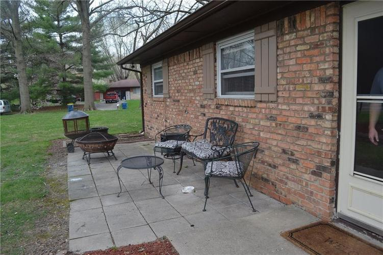 4122 Floyd Drive Indianapolis IN 46221 | MLS 21704261 | photo 14