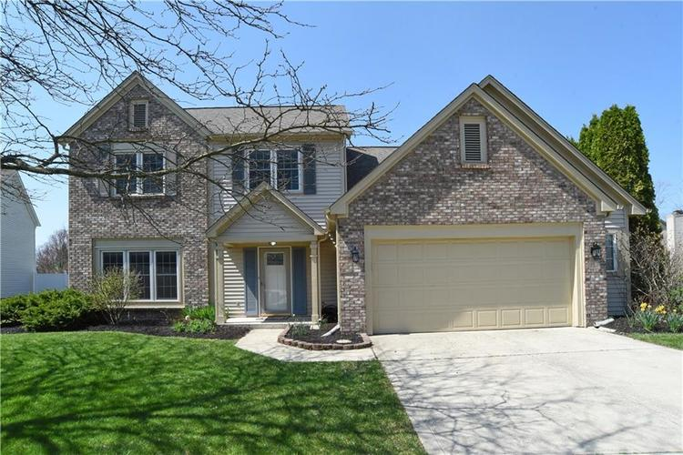 8629 BURRELL Lane Indianapolis IN 46256 | MLS 21704270 | photo 1