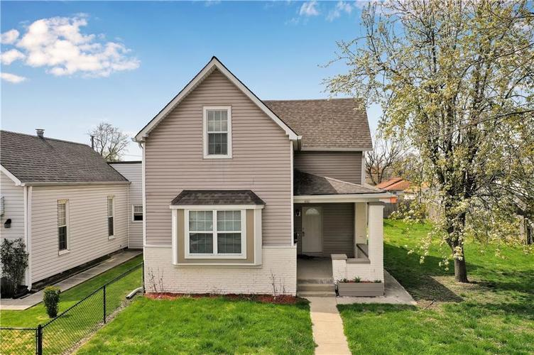 2126 S Delaware Street Indianapolis IN 46225 | MLS 21704331 | photo 1