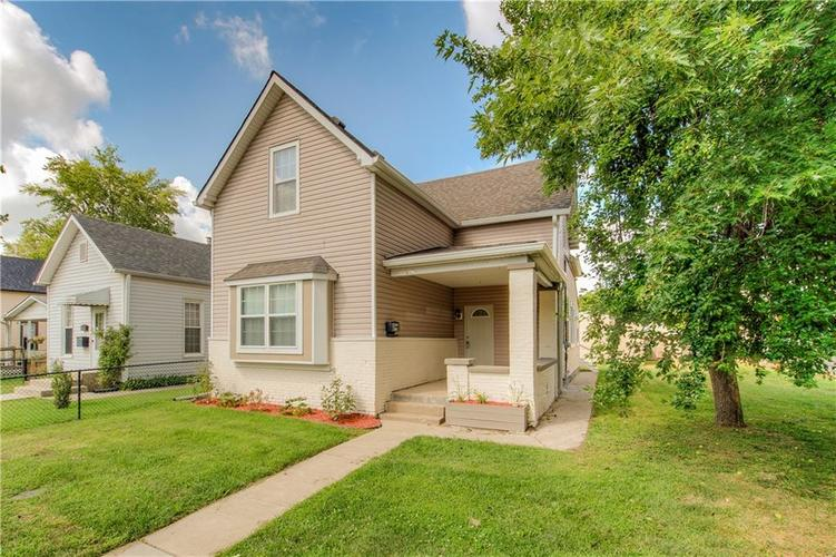 2126 S Delaware Street Indianapolis IN 46225 | MLS 21704331 | photo 2