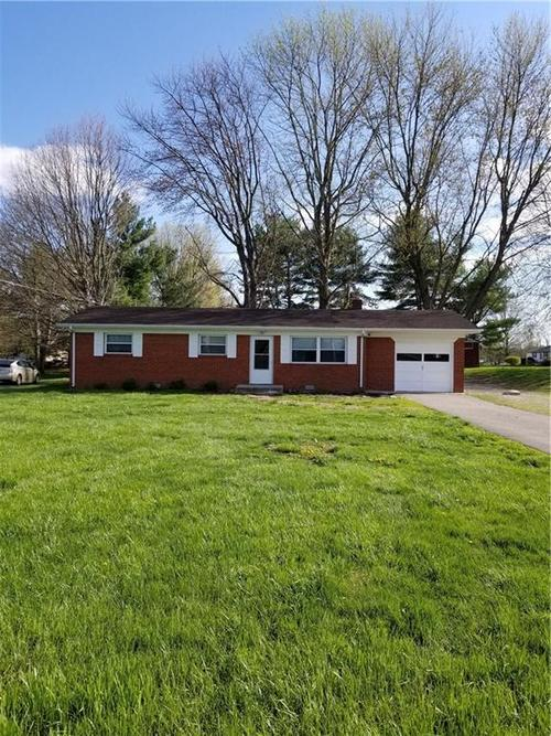 8025 W Sycamore Road Fairland IN 46126   MLS 21704404   photo 1