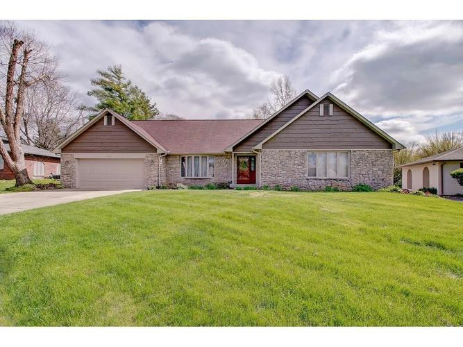 633 Grand Mesa Court Indianapolis IN 46217   MLS 21704426   photo 1
