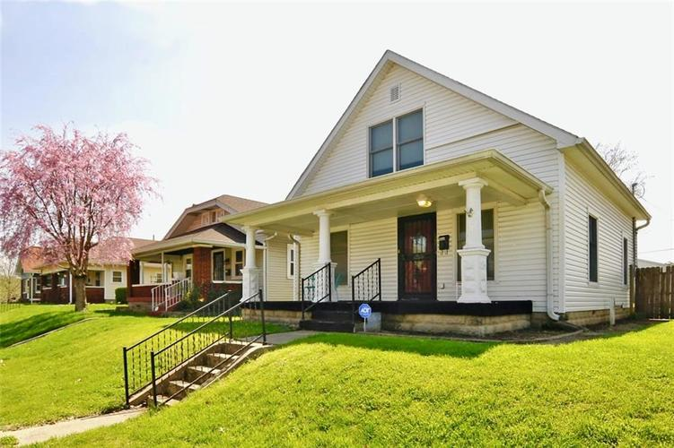 1211 Comer Avenue Indianapolis IN 46203 | MLS 21704681 | photo 1