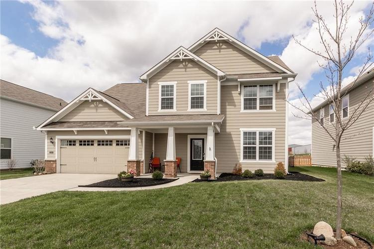12644 Amber Star Drive Noblesville IN 46060 | MLS 21704837 | photo 1