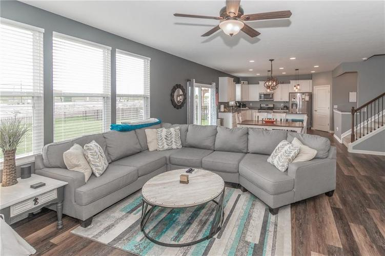 12644 Amber Star Drive Noblesville IN 46060 | MLS 21704837 | photo 6