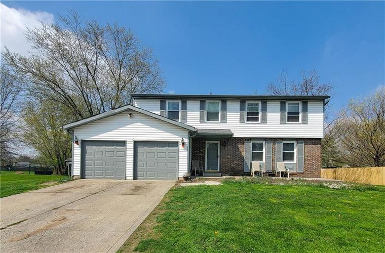 6618 STEARNS HILL Drive Indianapolis IN 46237   MLS 21704875   photo 2