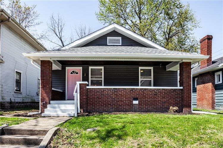 658 N Temple Avenue Indianapolis IN 46201 | MLS 21704964 | photo 1