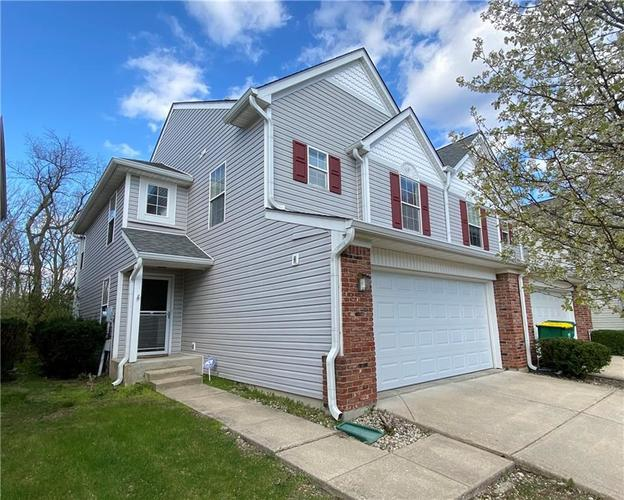 1852 Misty Lake Drive Indianapolis IN 46260   MLS 21704984   photo 1