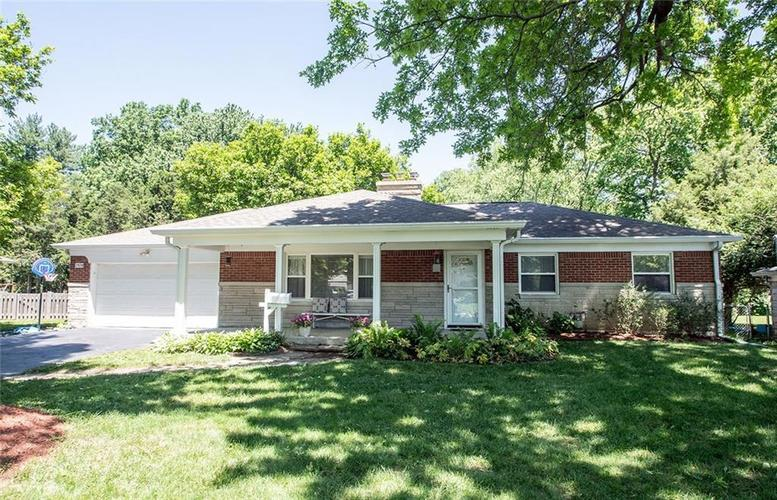2928 W Rex Drive Indianapolis IN 46222 | MLS 21705043 | photo 1