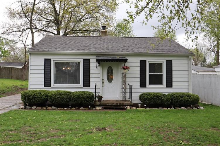 25 Pine Street Indianapolis IN 46227 | MLS 21705138 | photo 1