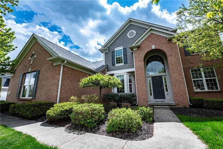 12587 Duval Drive Fishers IN 46037 | MLS 21705140 | photo 1