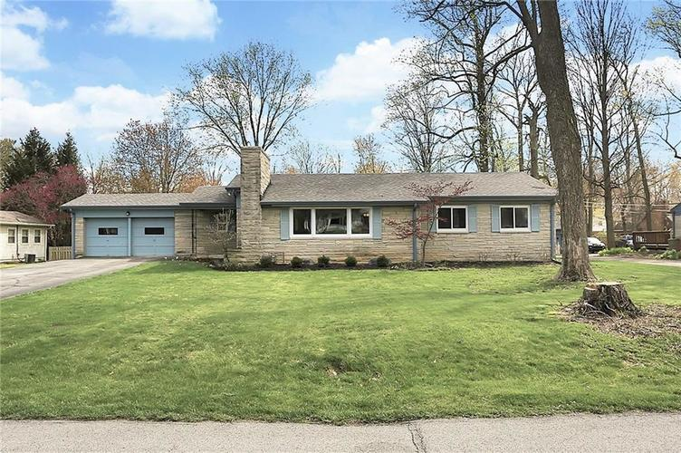 845 W 77th Street South Drive Indianapolis IN 46260 | MLS 21705171 | photo 1