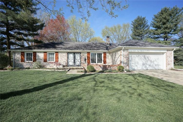 406 Claymont Court Indianapolis IN 46234 | MLS 21705227 | photo 1