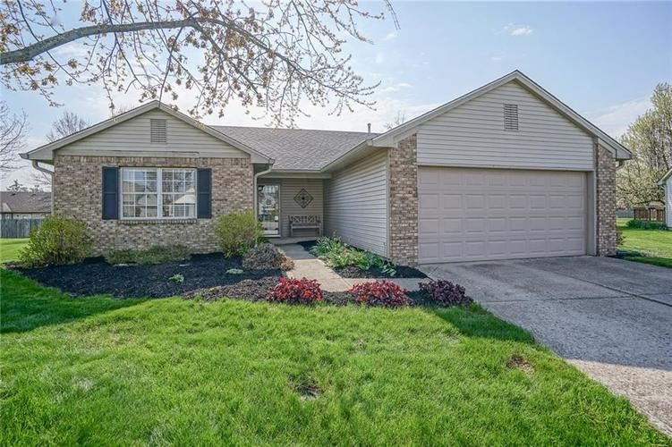 131 Bear Story Court Greenfield IN 46140 | MLS 21705401 | photo 1