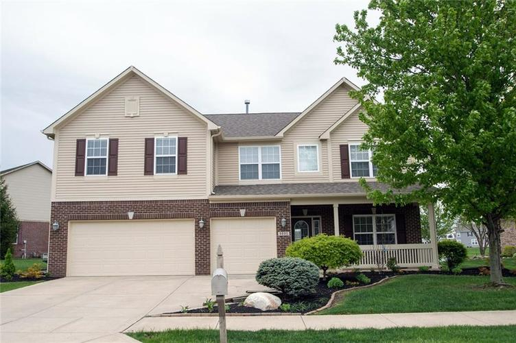 9895 N Anchor Bend  McCordsville, IN 46055 | MLS 21705411