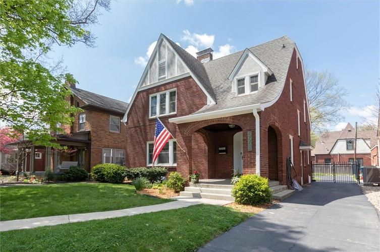 5554 BROADWAY Street Indianapolis IN 46220 | MLS 21705619 | photo 1