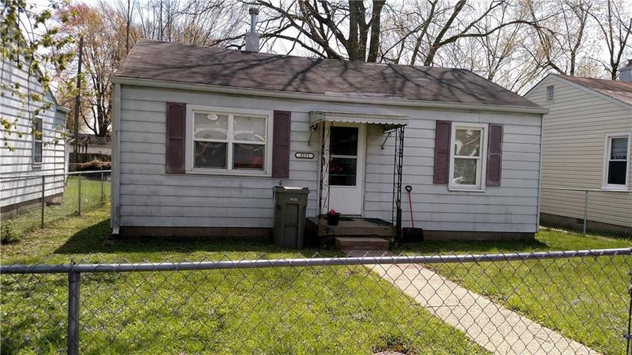 3511 W 12th Street Indianapolis IN 46222 | MLS 21705736 | photo 1