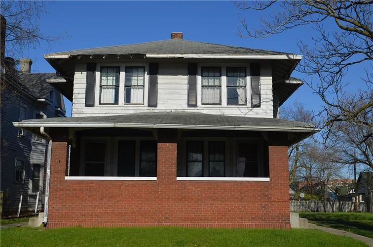 161517 Bellefontaine Street Indianapolis IN 46202 | MLS 21705796 | photo 1