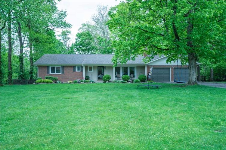 6206 Breamore Road Indianapolis IN 46220 | MLS 21705844 | photo 1