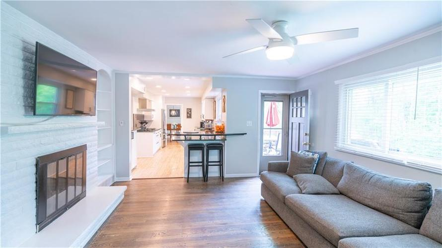 6206 Breamore Road Indianapolis IN 46220 | MLS 21705844 | photo 16