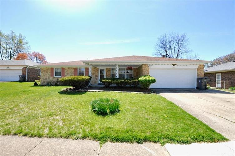 3009 COREY Drive Indianapolis IN 46227 | MLS 21705904 | photo 1
