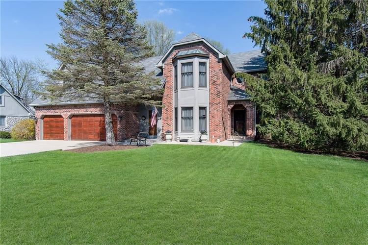 9115 Promontory Road Indianapolis IN 46236 | MLS 21705905 | photo 2