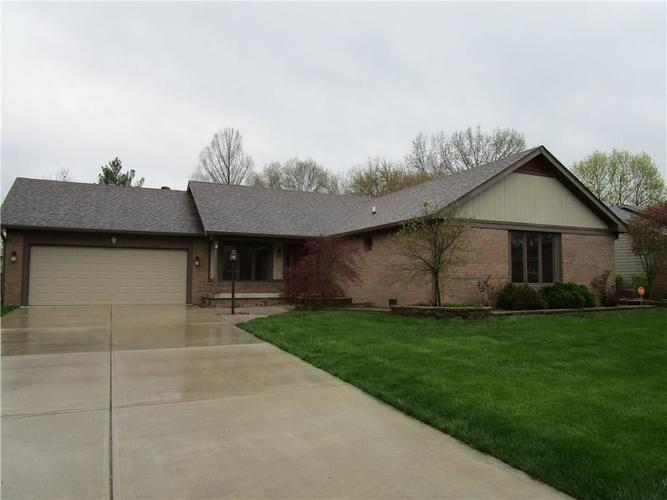 1607 Iron Liege Road Indianapolis IN 46217 | MLS 21705906 | photo 1
