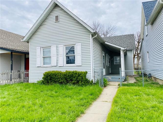 440  Terrace Avenue Indianapolis, IN 46225 | MLS 21705942