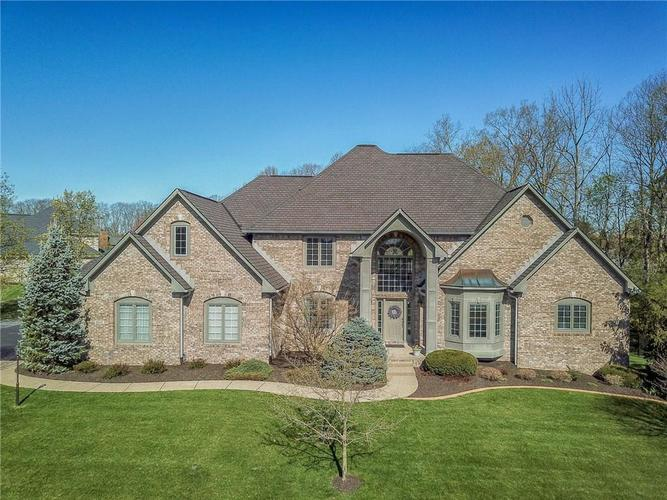 8934 SUMMER ESTATE Drive Indianapolis IN 46256   MLS 21706073   photo 1