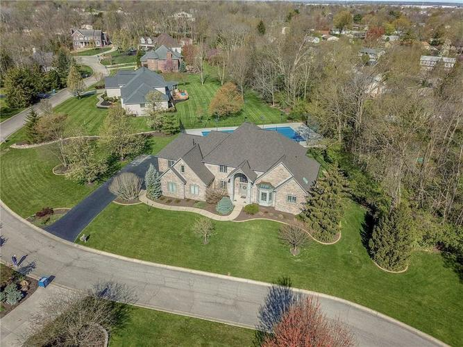 8934 SUMMER ESTATE Drive Indianapolis IN 46256   MLS 21706073   photo 3