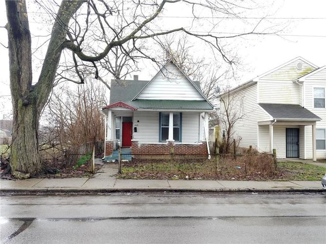 909 W 29th Street Indianapolis IN 46208 | MLS 21706186 | photo 1