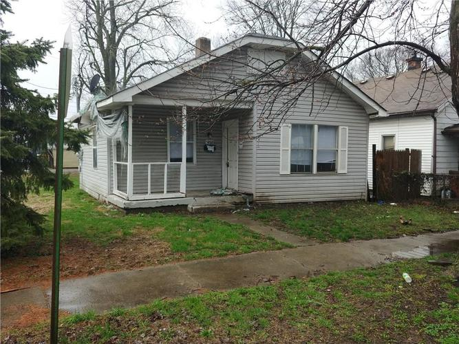 1202 N Centennial Street Indianapolis IN 46222 | MLS 21706200 | photo 1