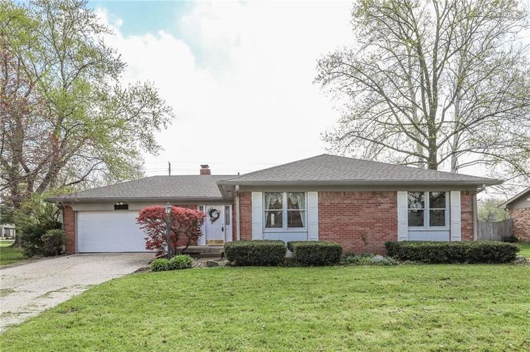 229 DEMAREST Drive Indianapolis IN 46214 | MLS 21706209 | photo 1