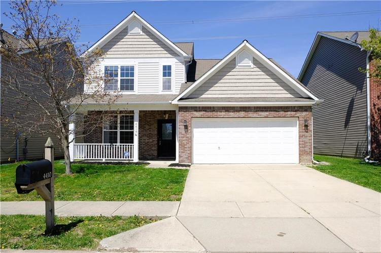 4410  VALLEY TRACE Drive Indianapolis, IN 46237 | MLS 21706257