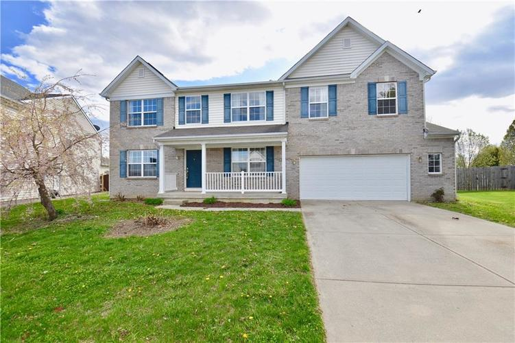 3656 NEWBERRY Road Plainfield IN 46168 | MLS 21706289 | photo 1