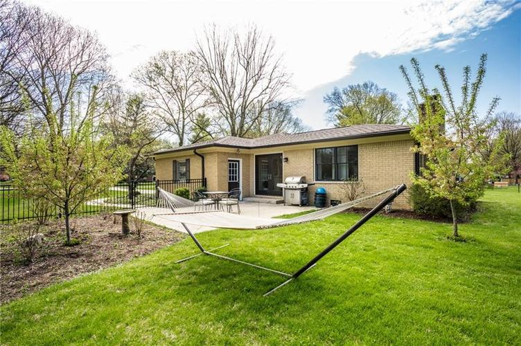 7980 MEADOWBROOK Drive Indianapolis IN 46240 | MLS 21706358 | photo 41