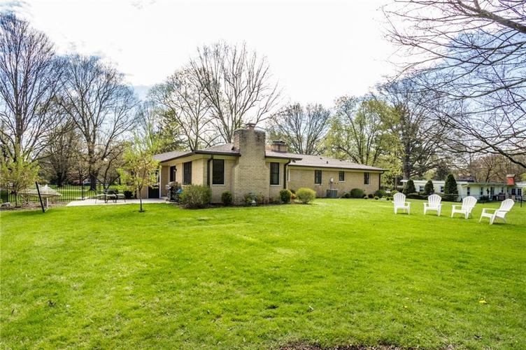 7980 MEADOWBROOK Drive Indianapolis IN 46240 | MLS 21706358 | photo 42
