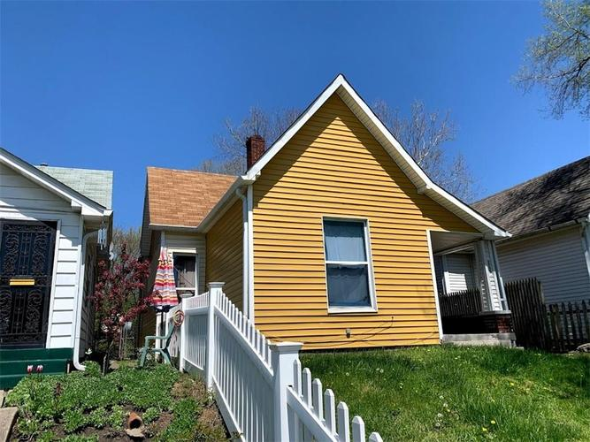 806 W 27th Street Indianapolis IN 46208 | MLS 21706424 | photo 1