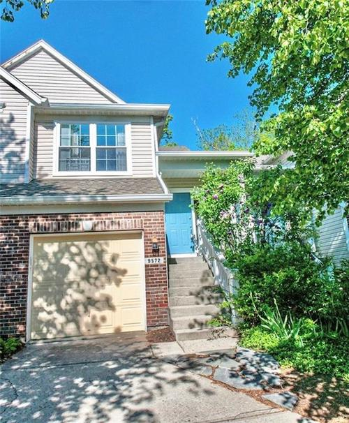 9572 LONGWELL Drive Indianapolis IN 46240 | MLS 21706484 | photo 1