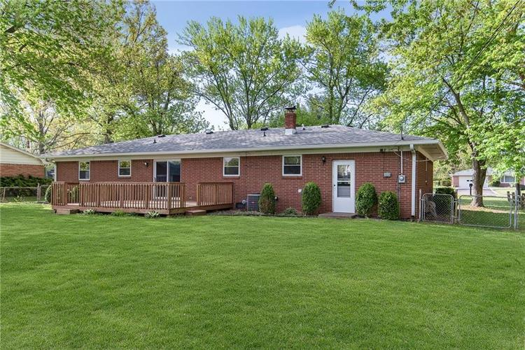 10936 Maze Road Indianapolis IN 46259 | MLS 21706557 | photo 25