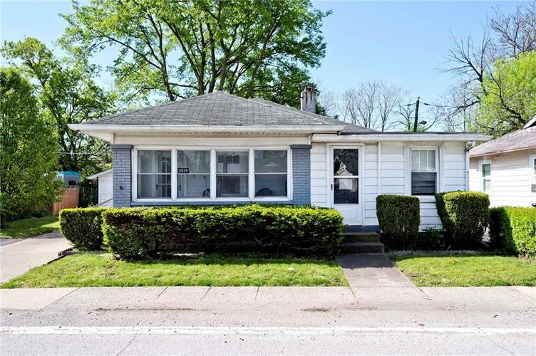 3529 Rockville Road Indianapolis IN 46222 | MLS 21706872 | photo 1