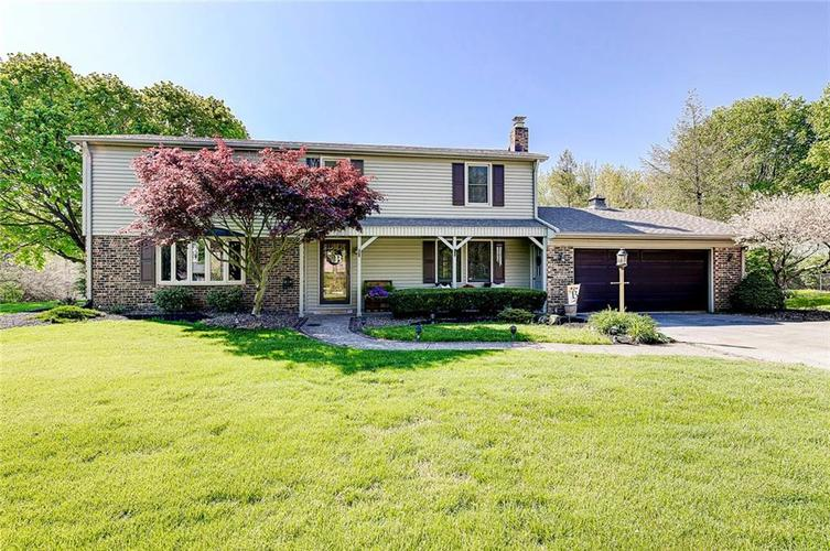 20045 Wagon Trail Drive Noblesville IN 46060 | MLS 21706931 | photo 2