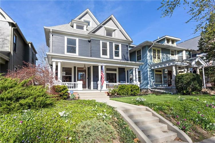 1930 N New Jersey Street Indianapolis IN 46202 | MLS 21706977 | photo 1